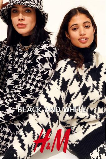 H&M catalogue publicitaire (valable jusqu'au 29-02)