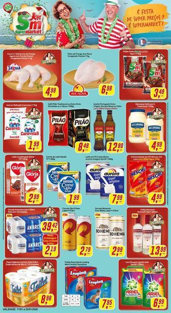 Rede Supermarket catálogo promocional (válido de 10 até 17 23-01)