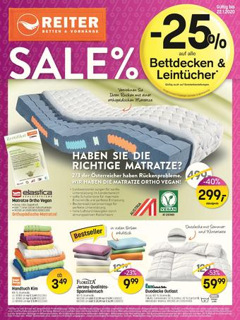 Reiter Werbeflugblatt (bis einschl. 22-01)