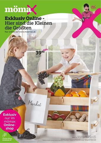 Mömax Werbeflugblatt (bis einschl. 31-01)