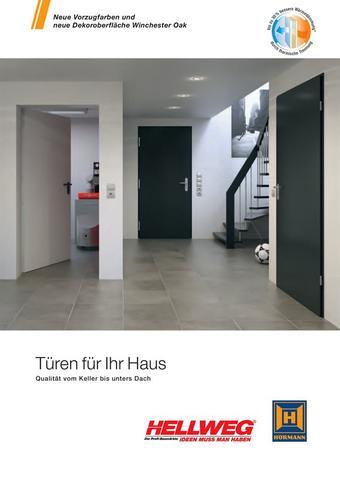 Hellweg Werbeflugblatt (bis einschl. 31-01)