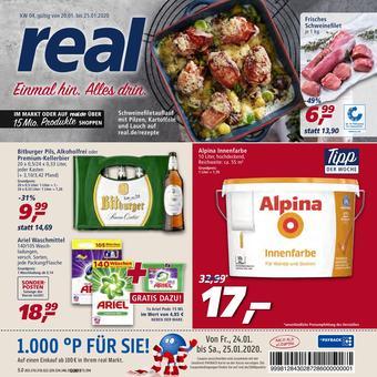 real reclame folder (geldig t/m 25-01)