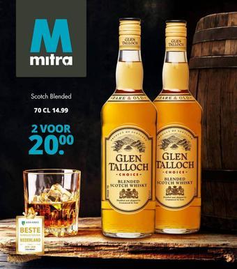 Mitra reclame folder (geldig t/m 31-01)