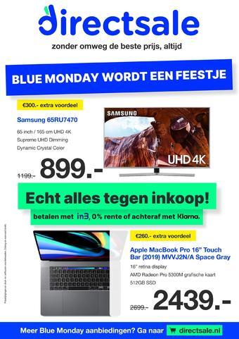 DirectSale reclame folder (geldig t/m 26-01)
