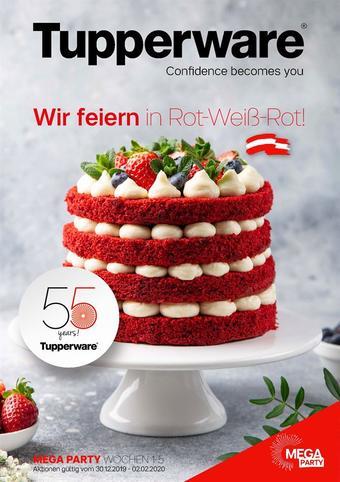 Tupperware Werbeflugblatt (bis einschl. 02-02)
