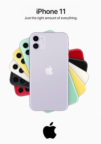 Apple reclame folder (geldig t/m 31-01)