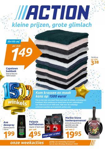 Action Werbeflugblatt (bis einschl. 28-01)
