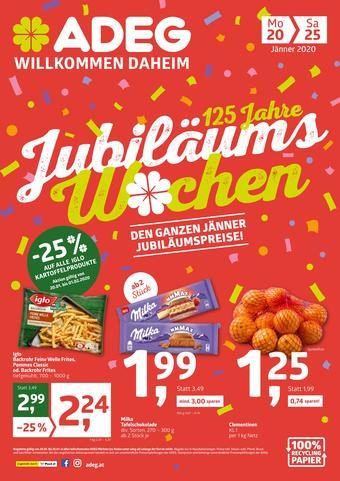 ADEG Werbeflugblatt (bis einschl. 25-01)