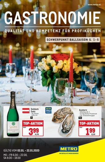 Metro Werbeflugblatt (bis einschl. 22-01)