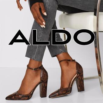 Aldo catalogue publicitaire (valable jusqu'au 19-03)