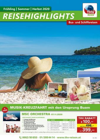 THV Reisen Werbeflugblatt (bis einschl. 31-12)