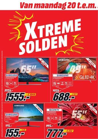 MediaMarkt reclame folder (geldig t/m 26-01)
