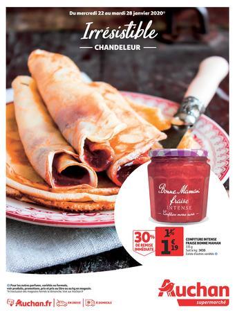 Auchan reclame folder (geldig t/m 28-01)