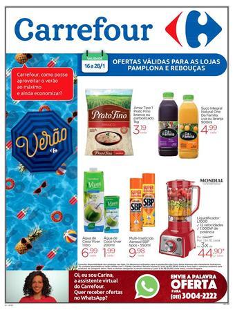 Carrefour catálogo promocional (válido de 10 até 17 28-01)