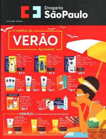 Drogaria São Paulo catálogo promocional (válido de 10 até 17 31-01)