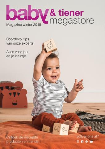 Baby & Tiener reclame folder (geldig t/m 29-03)