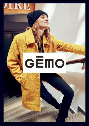 Gémo catalogue publicitaire (valable jusqu'au 31-05)