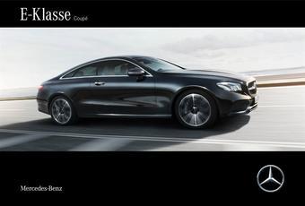 Mercedes-Benz reclame folder (geldig t/m 31-12)