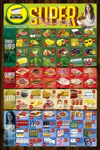 Supermercado Padrão catálogo promocional (válido de 10 até 17 26-01)