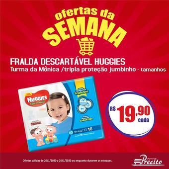 Supermercado Precito catálogo promocional (válido de 10 até 17 26-01)