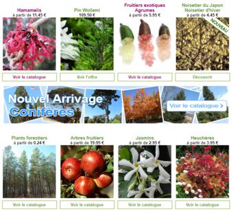 Planfor catalogue publicitaire (valable jusqu'au 31-12)