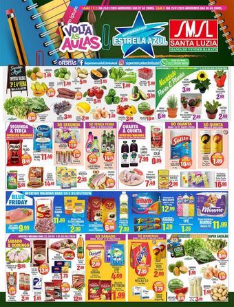 Supermercado Estrela Azul catálogo promocional (válido de 10 até 17 02-02)