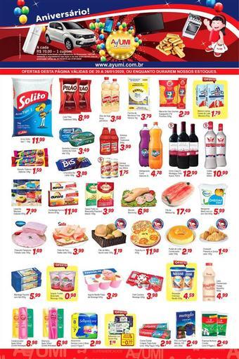Ayumi Supermercados catálogo promocional (válido de 10 até 17 26-01)