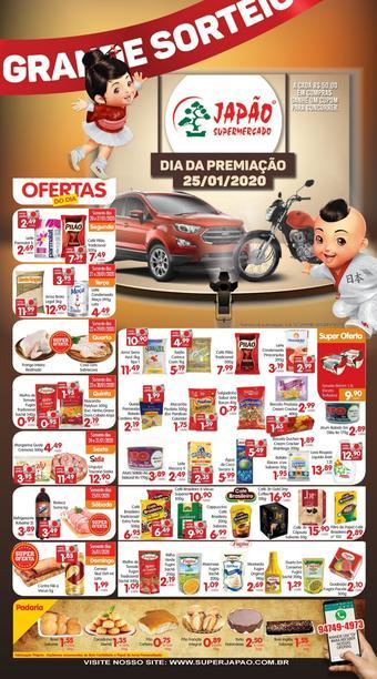 Supermercado Japão catálogo promocional (válido de 10 até 17 31-01)