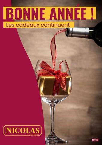 Nicolas catalogue publicitaire (valable jusqu'au 04-02)
