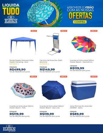Lojas Havan catálogo promocional (válido de 10 até 17 31-01)