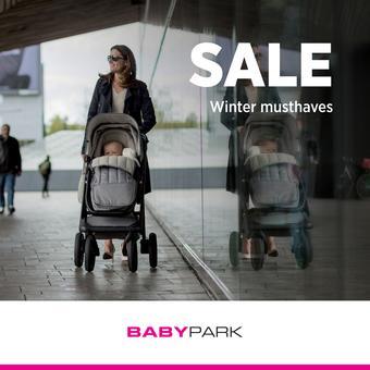 Babypark reclame folder (geldig t/m 17-02)
