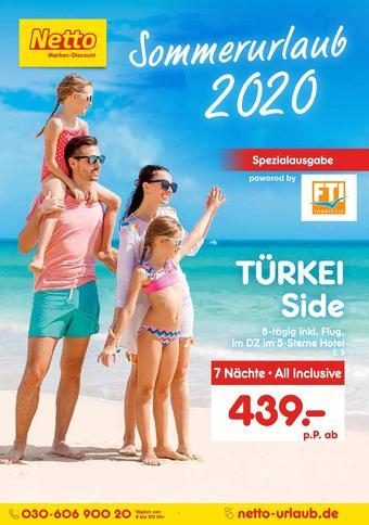 Netto Reisen Prospekt (bis einschl. 30-06)