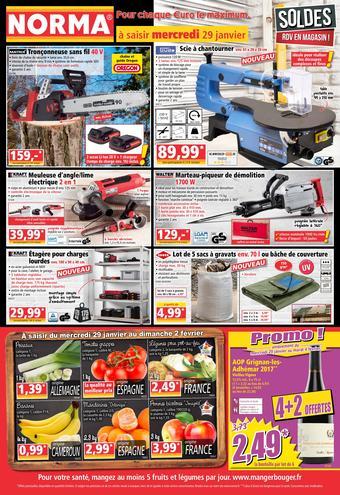 Norma catalogue publicitaire (valable jusqu'au 04-02)