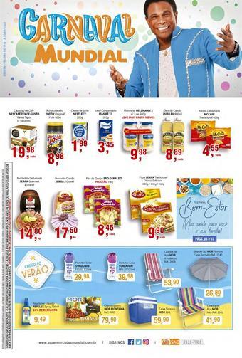 Supermercados Mundial catálogo promocional (válido de 10 até 17 30-01)