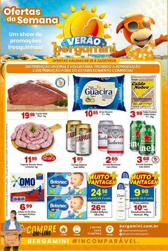 Supermercado Bergamini catálogo promocional (válido de 10 até 17 22-01)