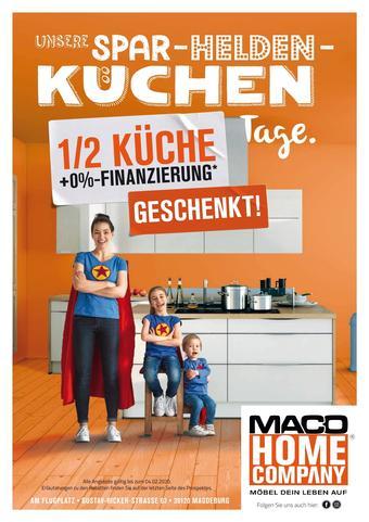 MACO-Möbel Prospekt (bis einschl. 04-02)