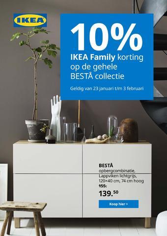 IKEA reclame folder (geldig t/m 03-02)