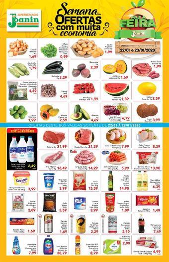 Supermercados Joanin catálogo promocional (válido de 10 até 17 28-01)
