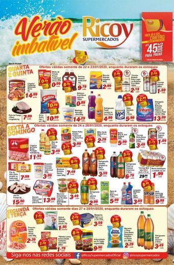 Ricoy Supermercados catálogo promocional (válido de 10 até 17 28-01)