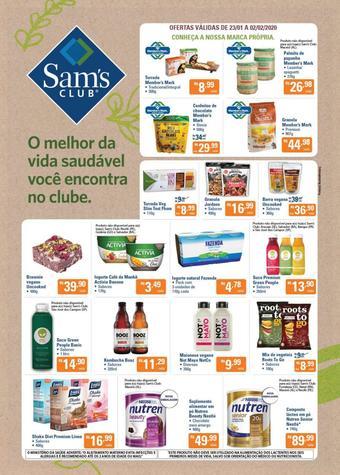 Sam's Club catálogo promocional (válido de 10 até 17 02-02)