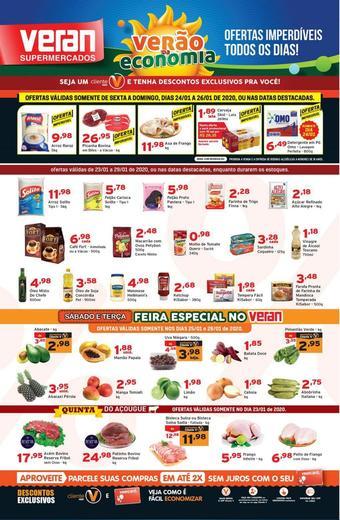 Veran Supermercados catálogo promocional (válido de 10 até 17 29-01)