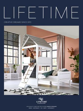LIFETIME Kidsrooms reclame folder (geldig t/m 30-09)