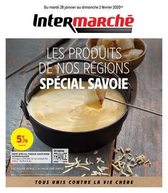 Intermarché Express catalogue publicitaire (valable jusqu'au 02-02)