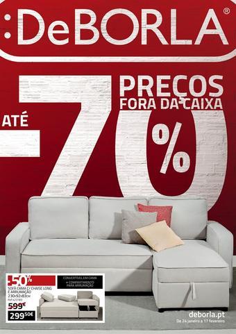 DeBorla folheto promocional (válido de 10 ate 17 17-02)