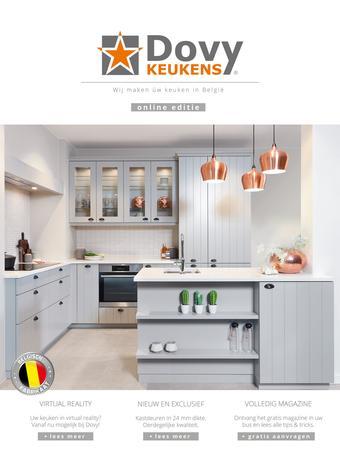 Dovy keukens reclame folder (geldig t/m 29-02)