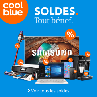 Coolblue catalogue publicitaire (valable jusqu'au 02-02)