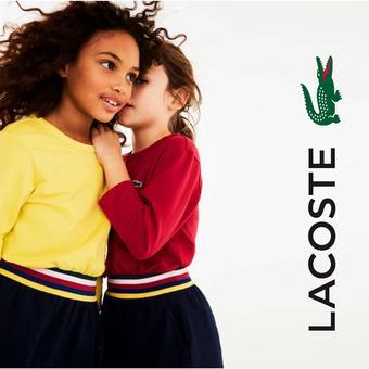Lacoste catálogo promocional (válido de 10 até 17 20-03)