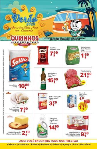 Ourinhos Hipermercado catálogo promocional (válido de 10 até 17 30-01)