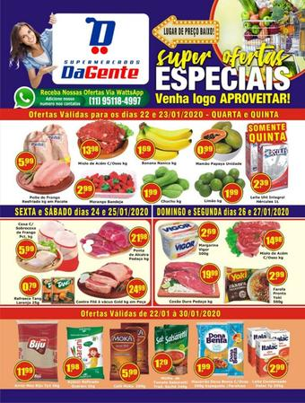 DaGente catálogo promocional (válido de 10 até 17 30-01)