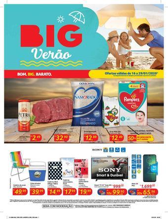 Hipermercado Big catálogo promocional (válido de 10 até 17 29-01)